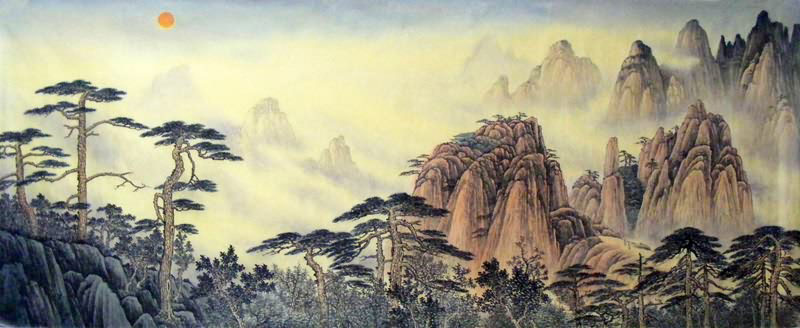 Could Huangshan Mountain be one of the most beautiful ...
