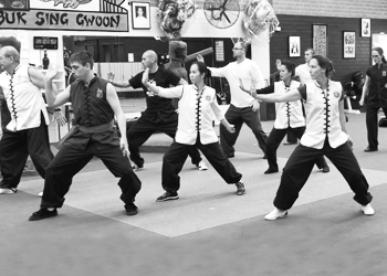 A Relaxing Tai Chi Session  image