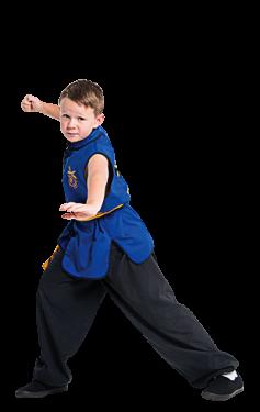 Childrens Kung Fu