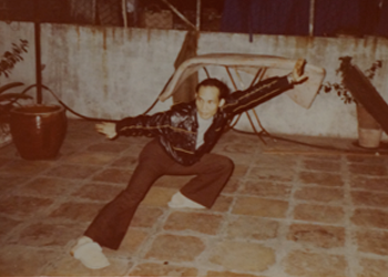 Grand Master Kong Hing on the Hong Kong Roof Tops image