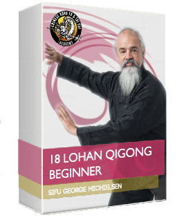 Person from 18 Lohan Qigong – Beginner Level