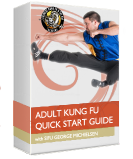 Person from Adult Kung Fu Quick Start Guide – Members Only