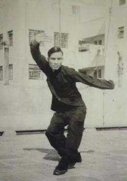 Master (Sifu) Kong Hing